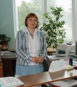 Елена Антоновна Гук