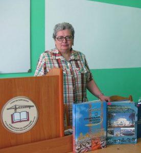 Татьяна Борисовна Чуйкова
