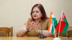 Посол Республики Индия в РБ